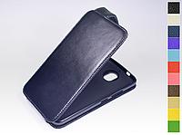 Откидной чехол из натуральной кожи для Motorola Moto G5s Plus XT1805