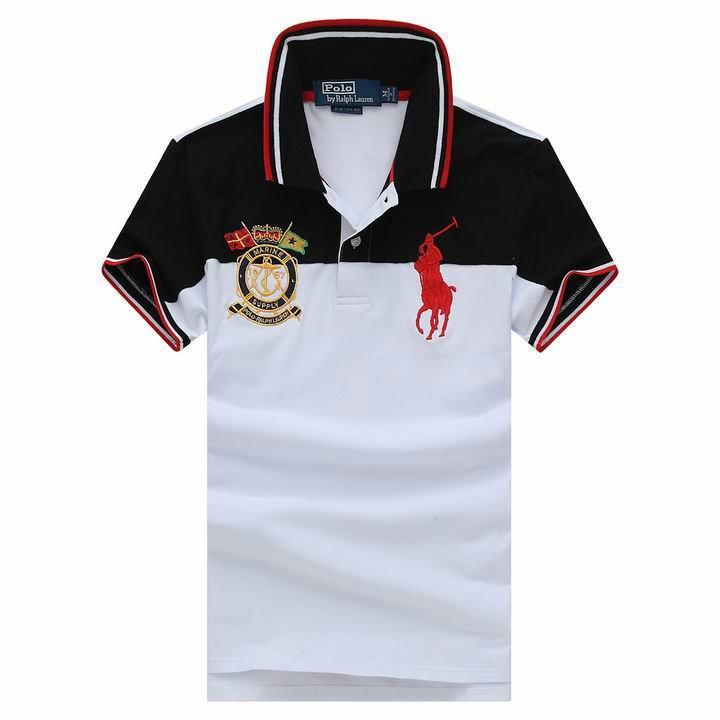 Ralph Lauren Polo 100% хлопок мужская футболка поло ральф лорен ралф