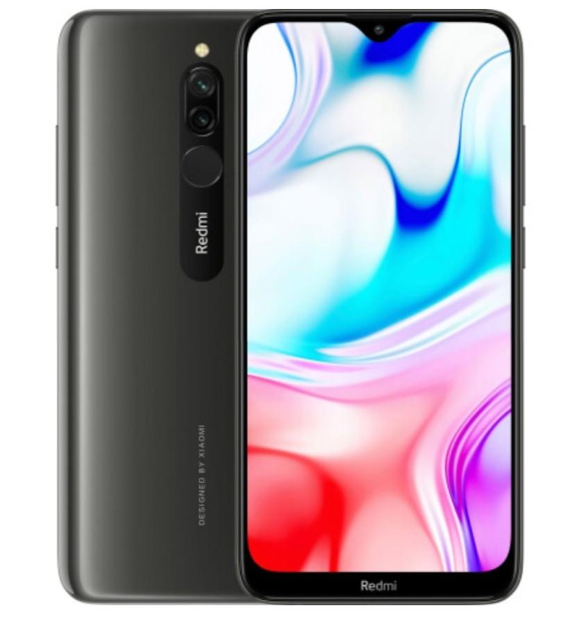 Xiaomi Redmi 8 3/32Gb Black Global