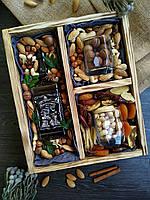 Бокс из орехов и сухофруктов №44, фото 1