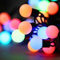 """Гирлянда светодиодная внутренняя """"Шарики Big"""" 10 m, 100 LED, фото 1"""