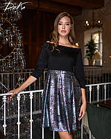 """Стильное вечернее платье """"Лазер"""" Dress Code, фото 1"""