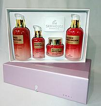 Лифтинговый антивозрастной набор для ухода за кожей лица The Skin House Radiance Firming Set