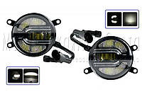 Светодиодные противотуманные фары - ДХО LED Baxster B290 90mm