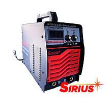 Инвертор сварочный SIRIUS MMA-400 (ЛЮКС)