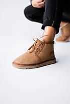 Мужские зимние ботинки UGG Neumel с мехом, фото 2