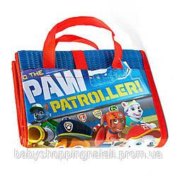 Пляжная сумка-коврик Щенячий патруль Disney (Arditex), PW11164