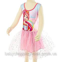 Платье для танцев Барби Disney (Arditex), BR11338, 2 года (92-98 см), 2 года (92 см)