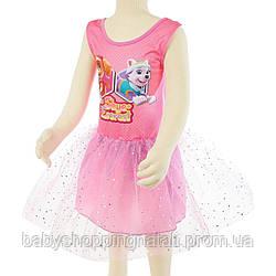 Платье для танцев Щенячий патруль Disney (Arditex), PW11143, 2 года (92-98 см), 2 года (92 см)
