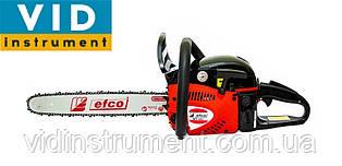 Бензопила Efco 137S (2 шини, 2 ланцюги)