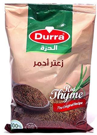 Заатар Durra красный 400 грамм