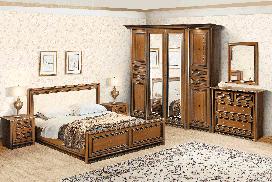 Комплект для спальни Марго Скай