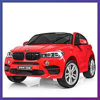 Детский электромобиль BMW c пультом Bambi JJ2168-3 Джип БМВ | Дитячий електромобіль Бембі