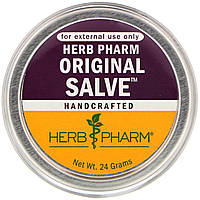 Herb Pharm, Мазь Original Salve, 24 г