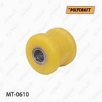 Полиуретановая втулка амортизатора переднего (нижняя) D = 34 mm. (Для не регулируемых амортизаторов)