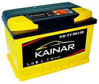 Аккумулятор (АКБ) 75Ah-12v KAINAR Standart+ (278x175x190),R,EN690