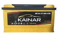 Аккумулятор (АКБ) 100Ah-12v KAINAR Standart+ (353х175х190),L,EN850