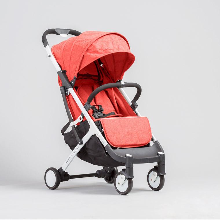 Прогулочная коляска YoyaPlus Красная (644631959), фото 1