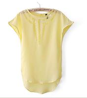 Яскрава блузка Naomi СС-5222-65