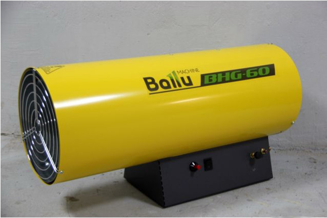 Тепловая пушка газовая Ballu BHG–60