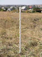 Столбик для электропастуха пластиковый, высота 104 см Farma