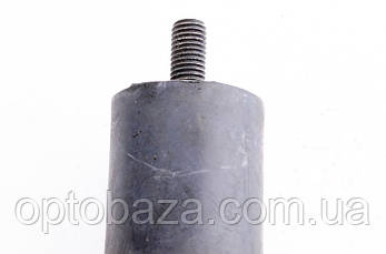 Амортизатор виброплиты 117 мм (50х60 мм) для вибротрамбовки 6.5 л.с., фото 2
