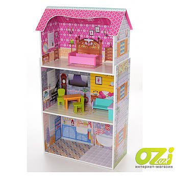 Кукольный домик Viga MD 1549