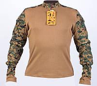 Рубашка ACU Woodland Digital