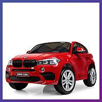 Детский электромобиль BMW c пультом Bambi JJ2168EBLRS-3 Джип БМВ | Дитячий електромобіль Бембі