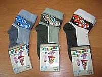 Детские носочки тачки для мальчиков 0-1, 1-2  Турция
