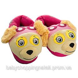 Тапочки-игрушки Щенячий патруль Disney (Arditex), PW9936, 32, 32