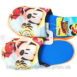 Тапочки Микки и веселые гонки Disney (Arditex), WD11617, 32, 32