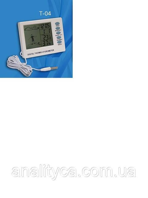 Термометр гігрометр цифровий Т-04