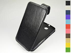 Откидной чехол из натуральной кожи для Motorola Nexus 6 XT1103