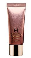 ВВ крем с естественным покрытием Missha M Signature Real Complete BB Cream Объем 20 мл №13 Молочно-бежевый, фото 1