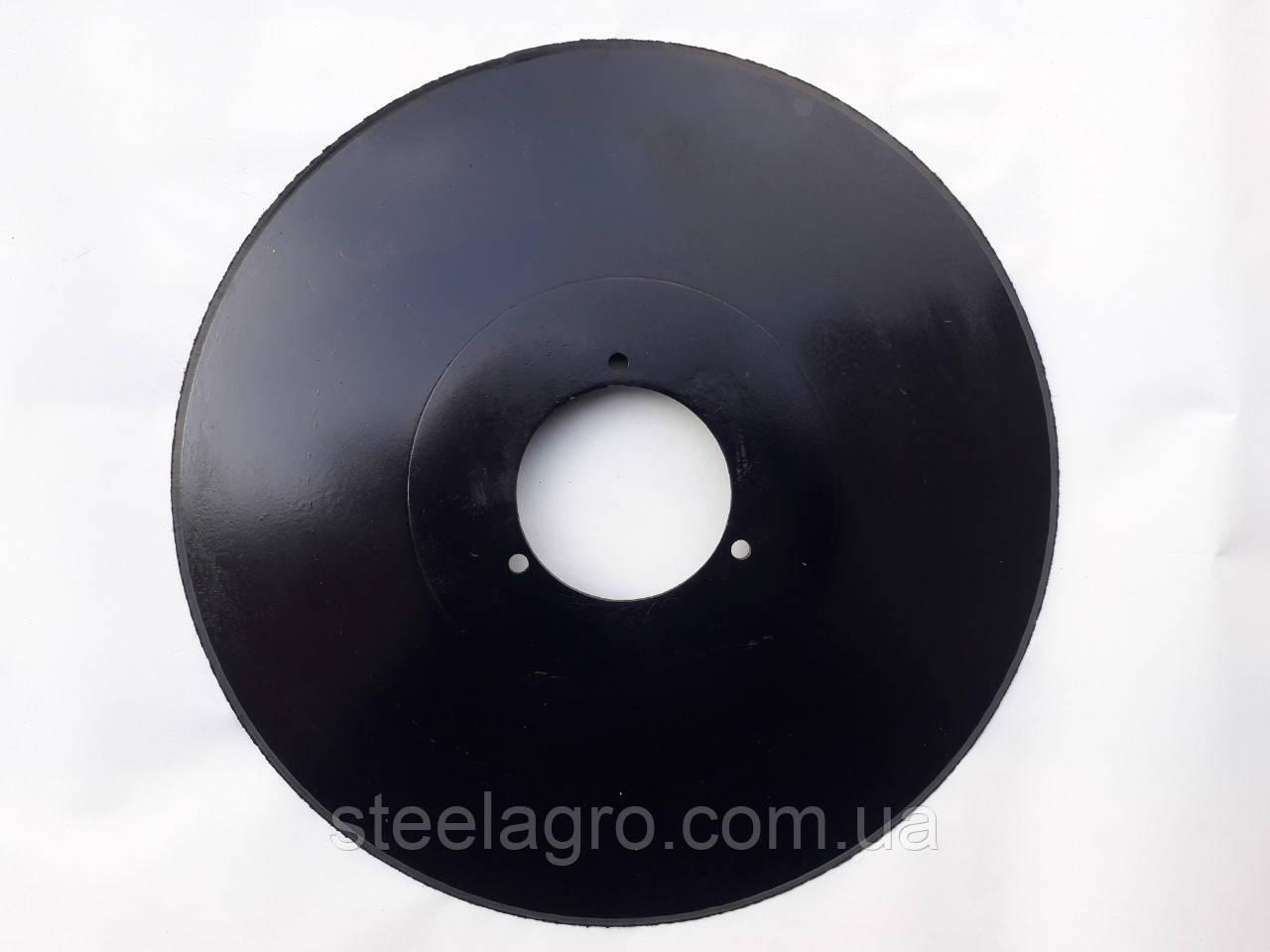 Диск сівалки ɸ330х3мм,ɸ80,3отв.ɸ7,2 Massey Ferguson MF30