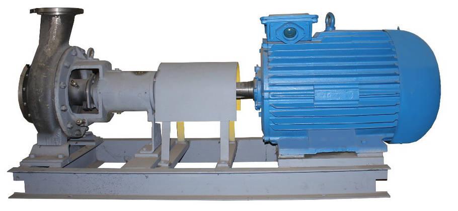 Насос Х 65-50-125 (И Е А Д Т Р) Украина дилер гарантия Катайский завод производитель агрегат Х АХ, фото 2