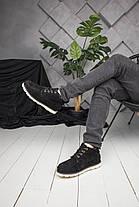 Мужские зимние ботинки UGG с мехом, фото 2