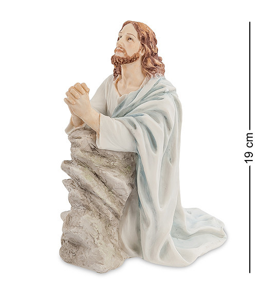 Статуетка Veronese Молитва Ісуса в Гетсиманському саду 19 см 1902329