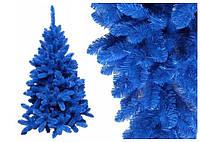 Елка сосна искусственная 180 см синяя