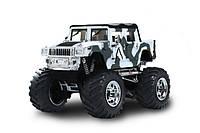 Машинка на радиоуправлении джип 1:43 Great Wall Toys Hummer (хаки белый), фото 1