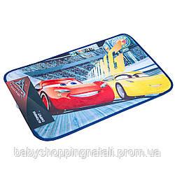 Прикроватный велюровый коврик со стоппером Тачки 3 Disney (Arditex), WD11652