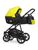 Дитячі універсальні коляски 2 в 1 Riko Swift Neon - новинка серед дитячих товарів компанії Riko