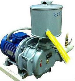 Насос ВВН 1-1,5 ВВН1-1,5 вакуумный водокольцевой агрегат давление Атм Бар мПа