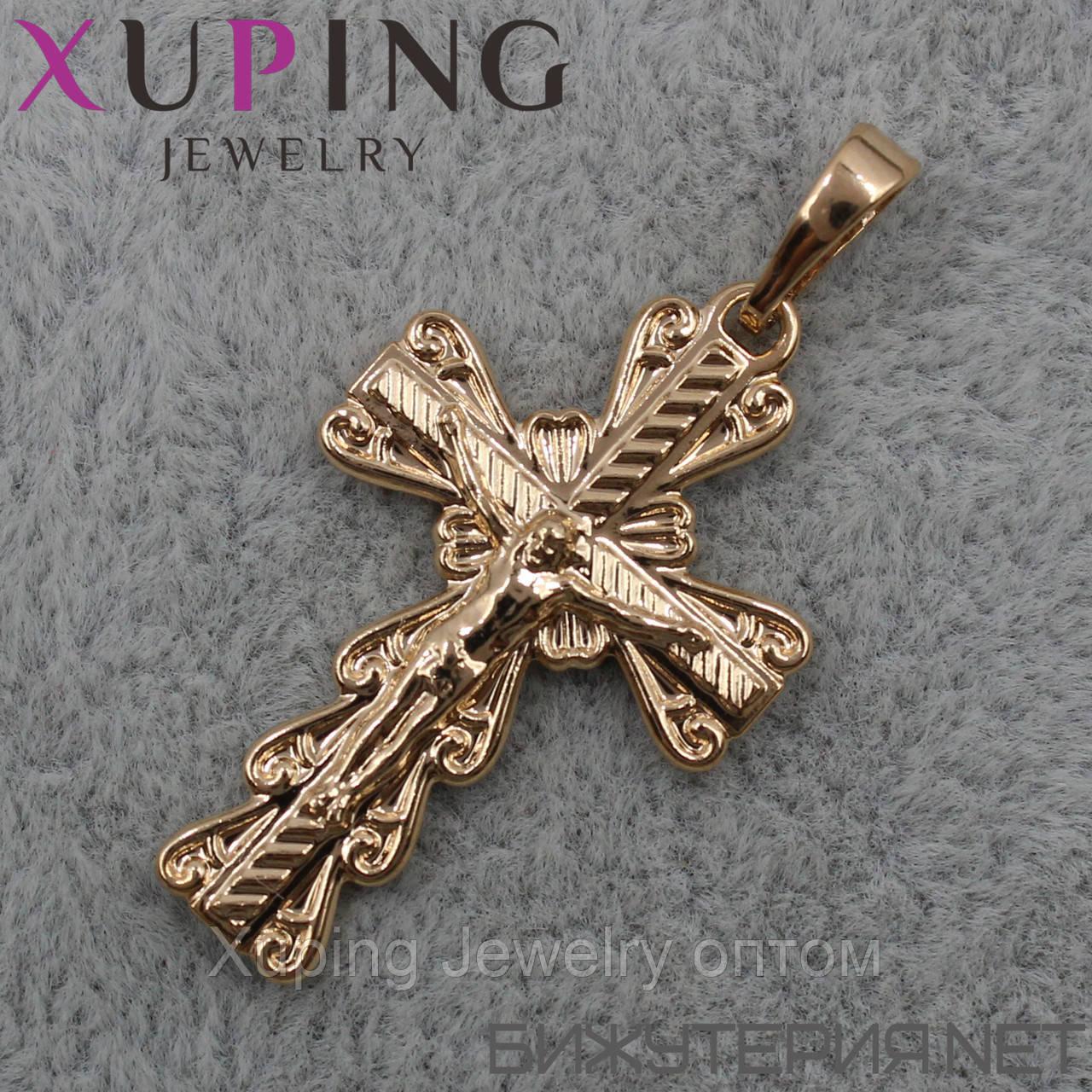 Крестик Xuping медицинское золото 18K Gold - 1020458149