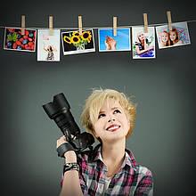 Набір з 36 фотокарток 10х15 з прищіпками