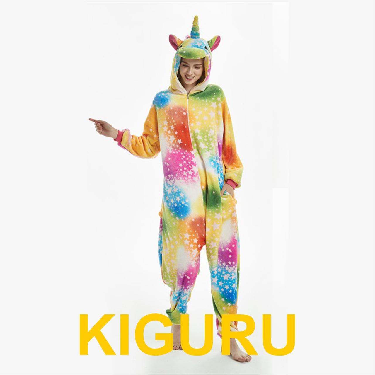 Кигуруми пони разноцветный