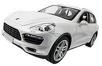 Машинка радіокерована 1:14 Meizhi Porsche Cayenne (білий), фото 1