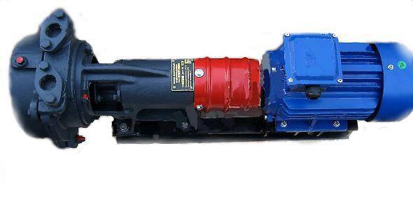 Насос ВВН 1-0,75 ВВН1-0,75 вакуумный водокольцевой агрегат давление Атм Бар мПа , фото 2