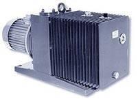 Насос НВР-1,25Д насос агрегат вакуумный пластинчато-роторный ротационный ДМ НВР-4,5ДМ откачка, фото 2